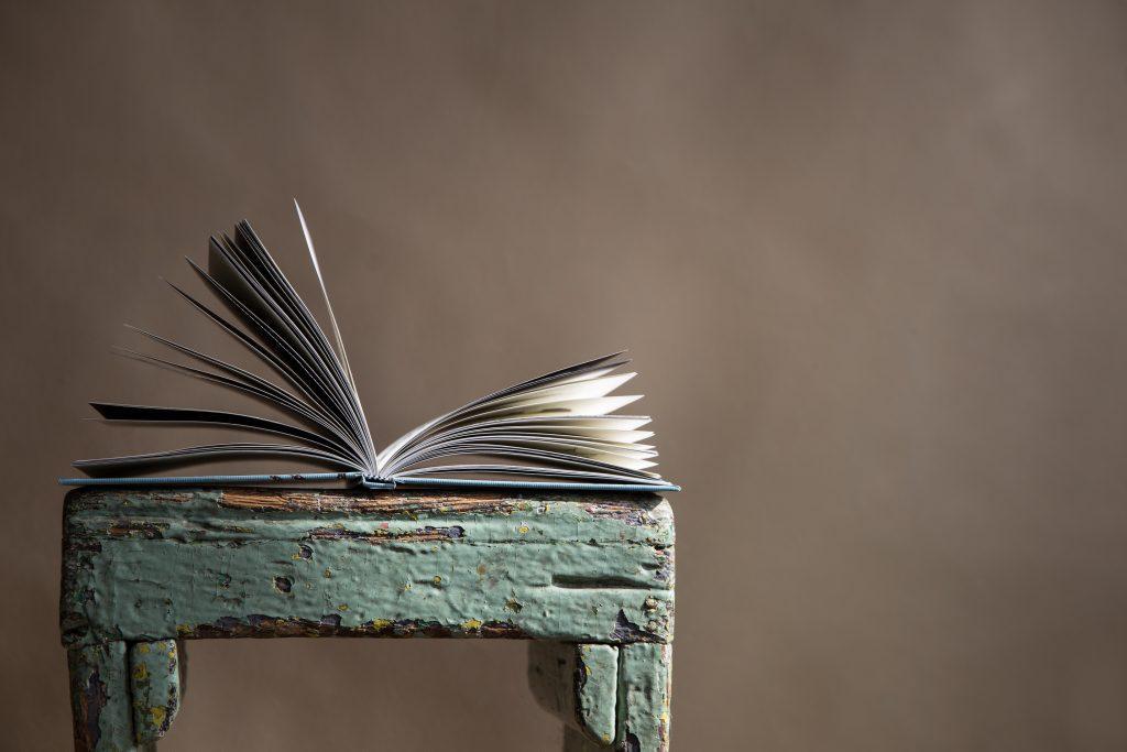 Lo sgabello dei libri